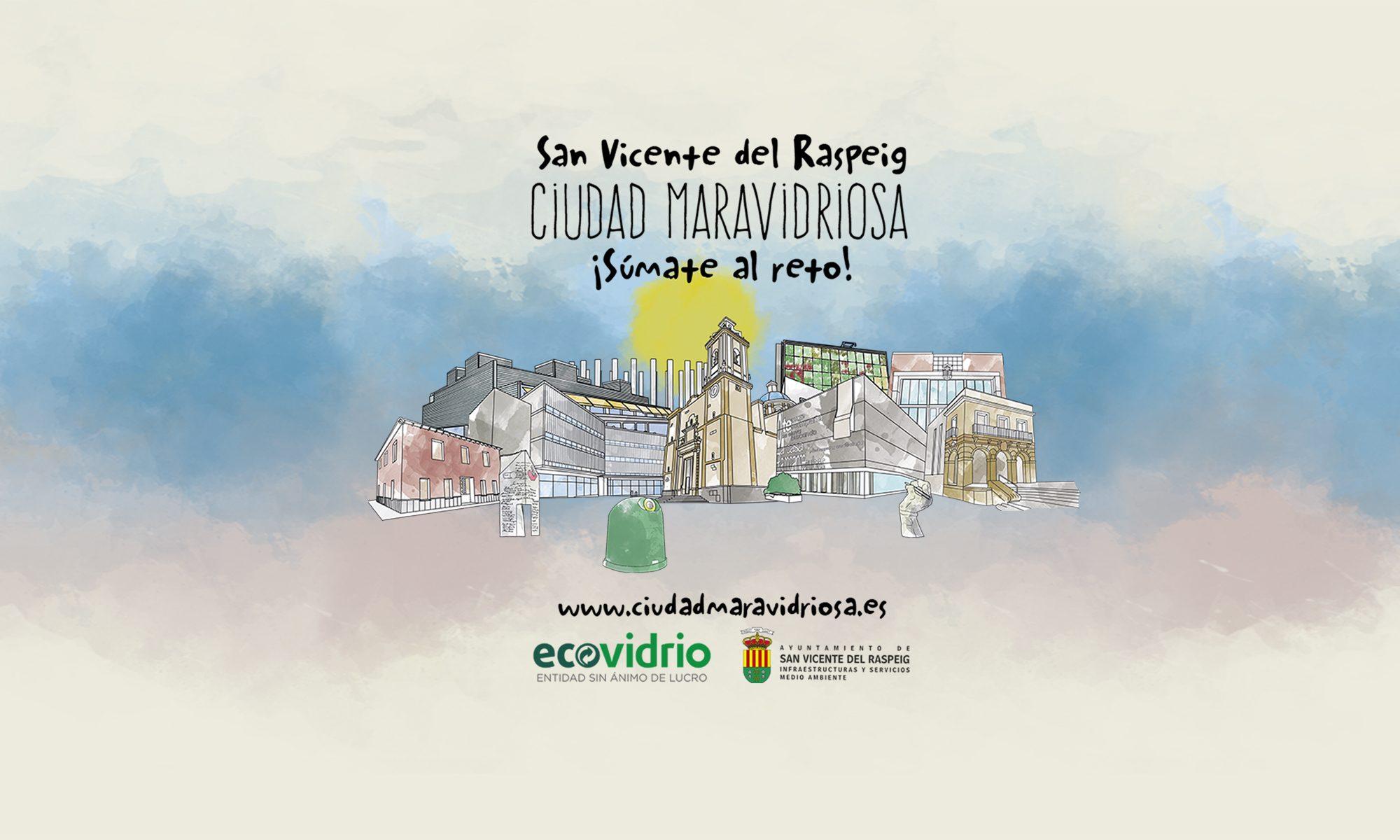 San Vicente - Ciudad Maravidriosa